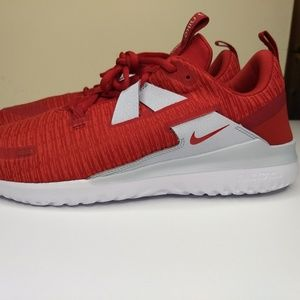 Nike Renew Arena Mens Running Shoes University Red